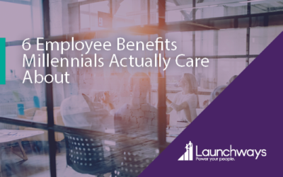 6 Employee Benefits Millennials Actually Care About